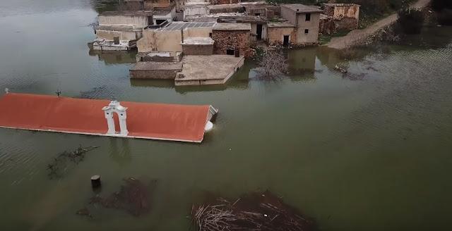 """Σφεντύλι: """"Η Ατλαντίδα της Κρήτης"""" (βίντεο drone)"""
