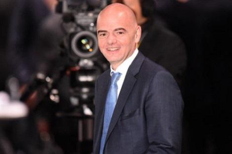 """رئيس """"الفيفا"""" يزور المغرب بعد """"أولمبياد ريو"""""""