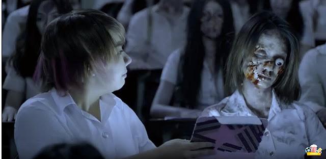 Sinopsis Film Horror Thailand Midnight University (2016)