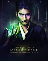 Resultado de imagen de magnus bane