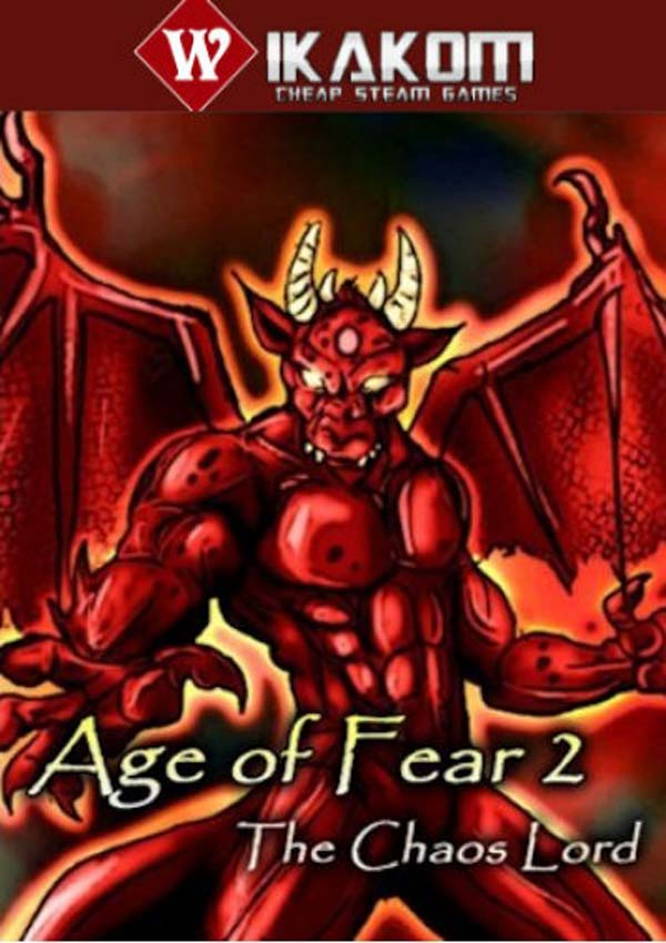 Age of Fear 2 The Chaos Lord Download Cover Free Game