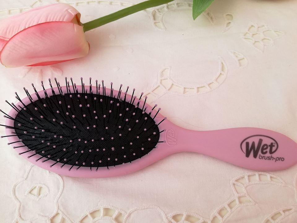 spazzola wet brush scioglinodi