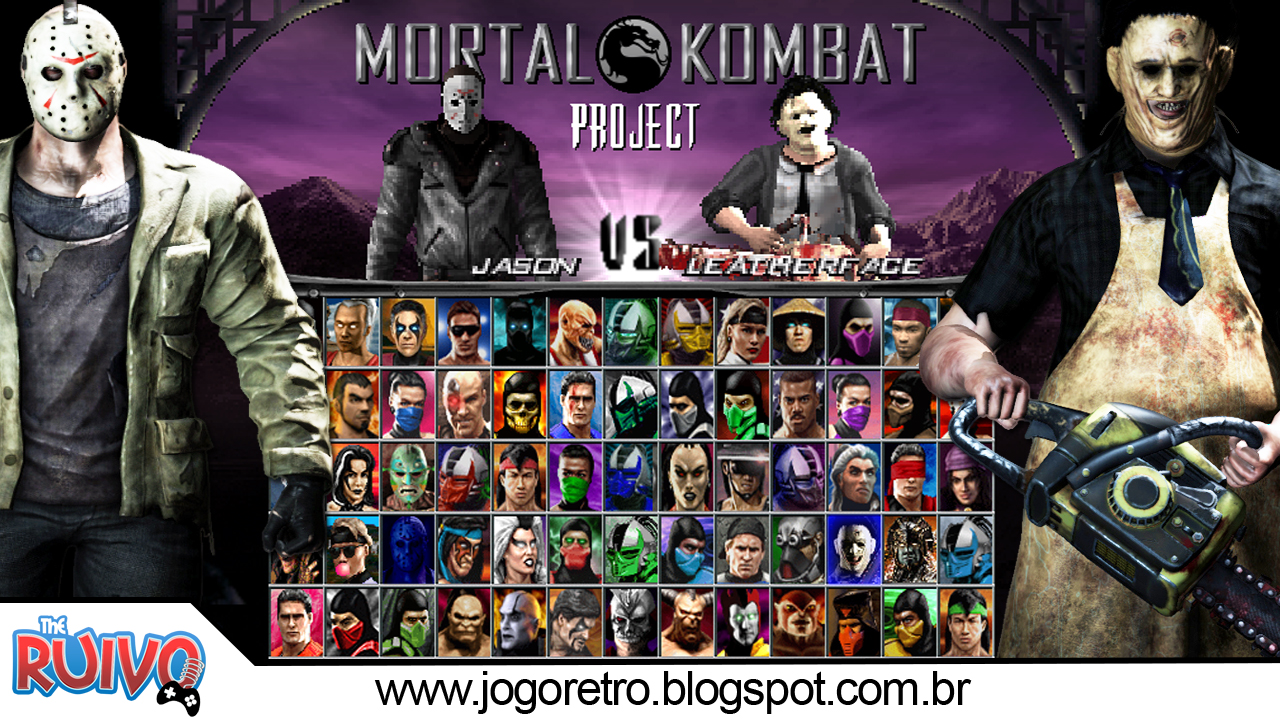 mortal kombat project (mugen)