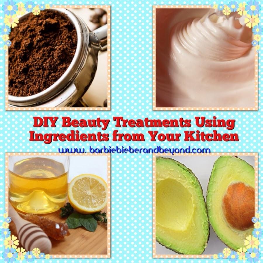 DIY Home Beauty Recipes