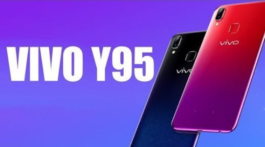 Spesifikasi Vivo Y95 Smartphone dengan Baterai 4.030 mAh