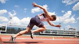 Latihan Circuit Training Menggunakan HIIT Bodyweight Workout di Rumah - sprint