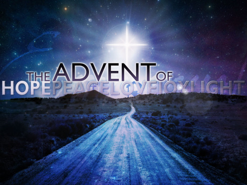 purple or blue what color is your advent