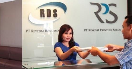 RDS Menerima Layanan Document Imaging Berkas