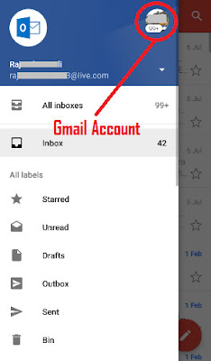 how to add multiple email accounts to android