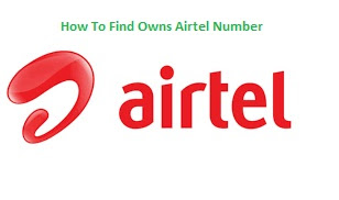 How To Find Owns AirtelNumber