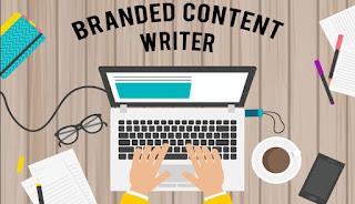 Menjadi Penulis Konten