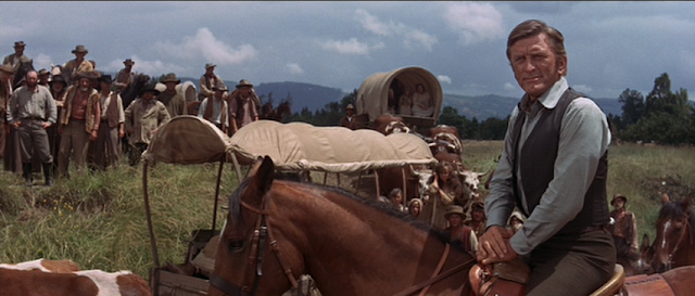 Kirk Douglas in The Way West (1967)