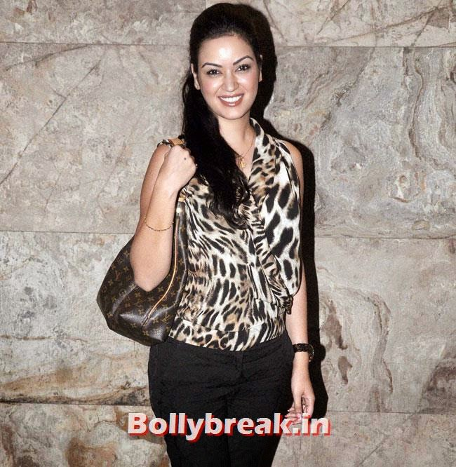 Maryam Zakaria, Huma Qureshi & Others at Hawaa Hawaai Special Screening at Lightbox