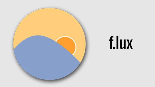إحمي عينيك من أظرار أشعة شاشة الحاسوب مع برنامج F.LUX
