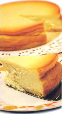 Reţetă culinară: Prăjitură cu brânză