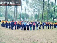 Outbound Kerjasama Tim di Batu Malang | Team Building Program