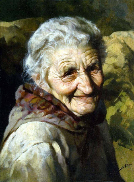 "Italian Figurative Painter- ""Gianni Strino 1953"""