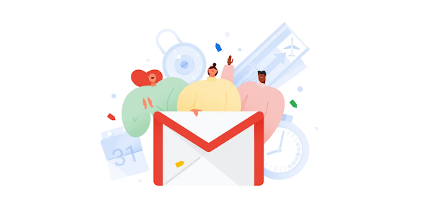 GMail for Android updated with new interface
