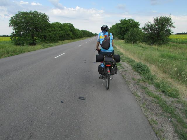 дорога Токмак-Бердянск