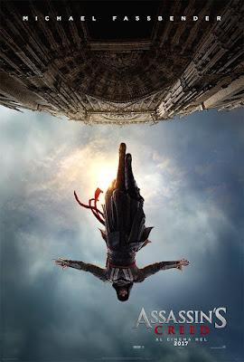 A Gennaio 2017 il film di ASSASSIN'S CREED