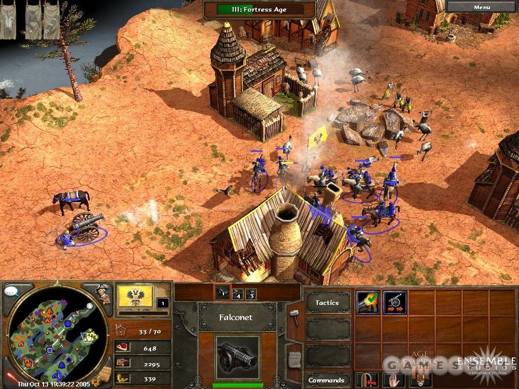 Jamatano: Age of Empires 3