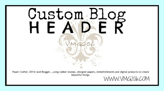 How To Create a Blog Header ~ and Linky Up!