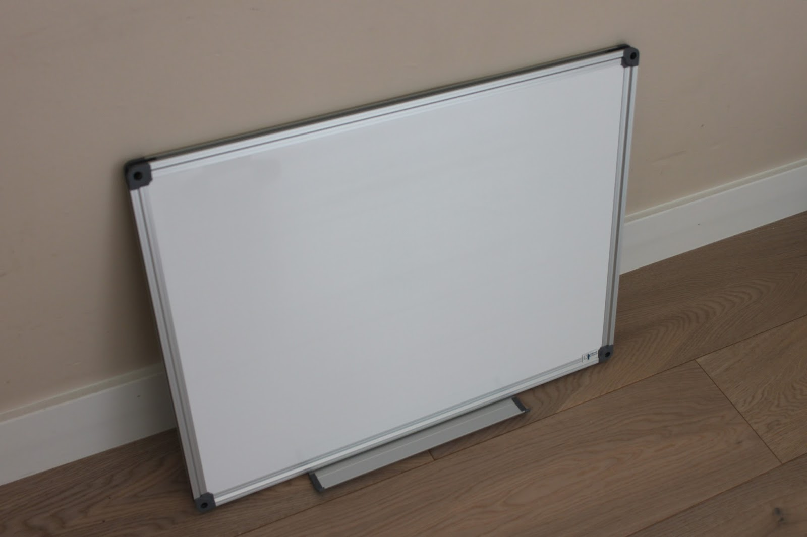 """Master of Boards® Drywipe Magnetic Whiteboard - 24"""" x 18 ..."""