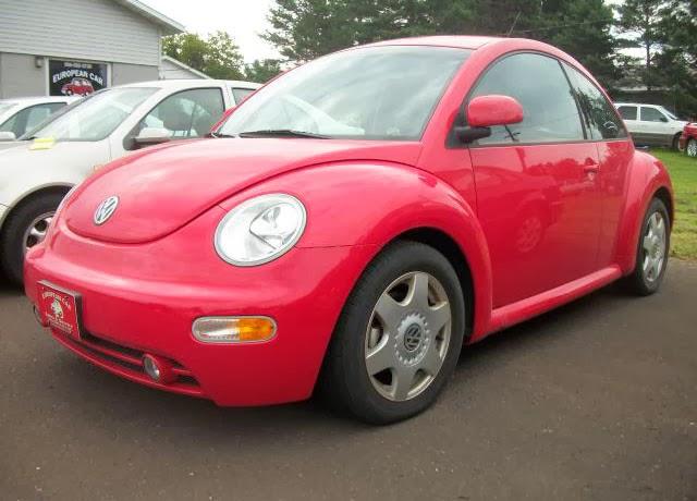 1998 VW Beetle TDI