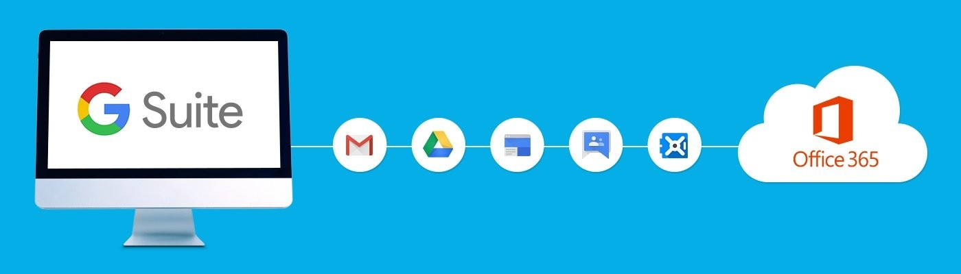 google gmail to office 365 migration