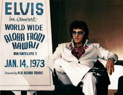 Elvis Presley 1973 Aloha from Hawaii