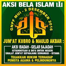 Hikmah Dibalik Kejadian Penistaan Agama Di Indonesia
