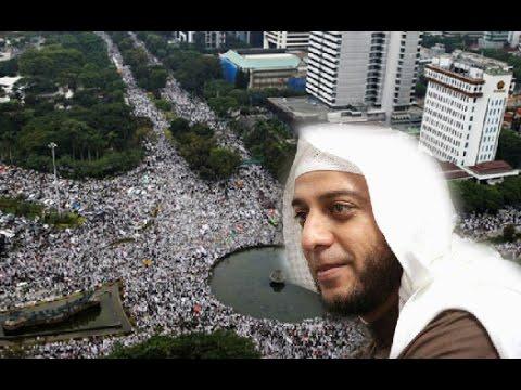 Syeikh Ali Jaber: Negeri Ini Aneh, Provokator Kafir Sudah Nyata-Nyata Berbuat Malah Dilepaskan Polisi
