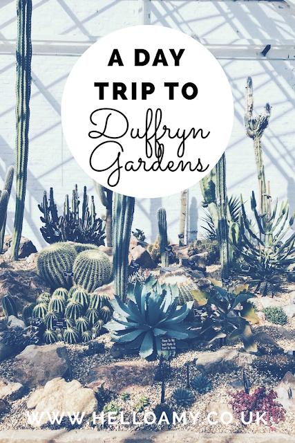 a day at dyffryn gardens, cardiff wales