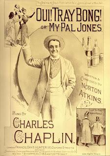Чарльз Чаплин-старший