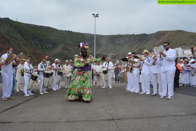 El Ayuntamiento prepara una recepción especial a la Negra Tomasa en el puerto de Santa Cruz de La Palma