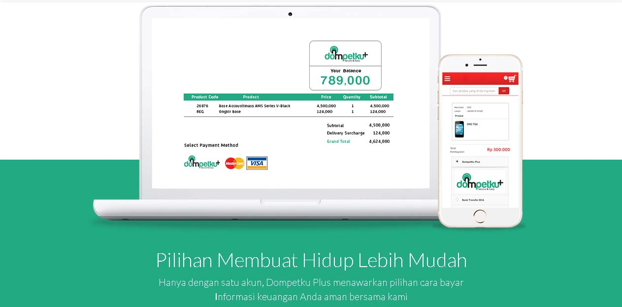 Alat Pembayaran Online