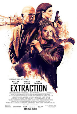 Extraction 2015 DVD R1 NTSC Latino