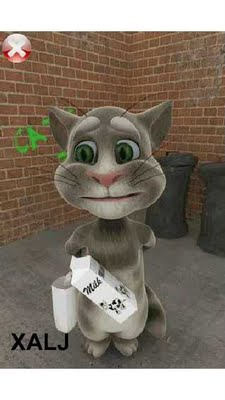 Download Talking Tom Cat for Nokia 5800, N97, X6, 5530, 5235