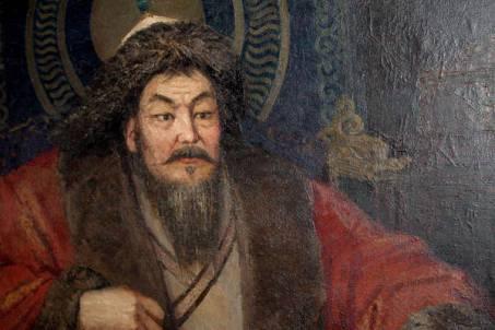 Jenghis Khan - Penakluk dunia