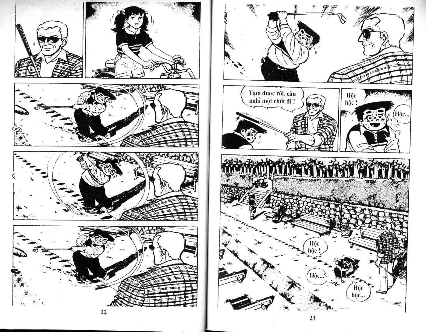 Ashita Tenki ni Naare chapter 35 trang 10