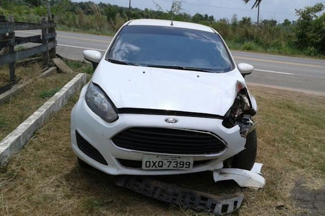 Em 24h, PRF registra 5 acidentes e três mortes