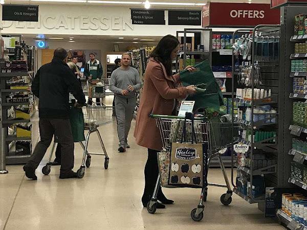Księżna Cambridge na zakupach + więcej.