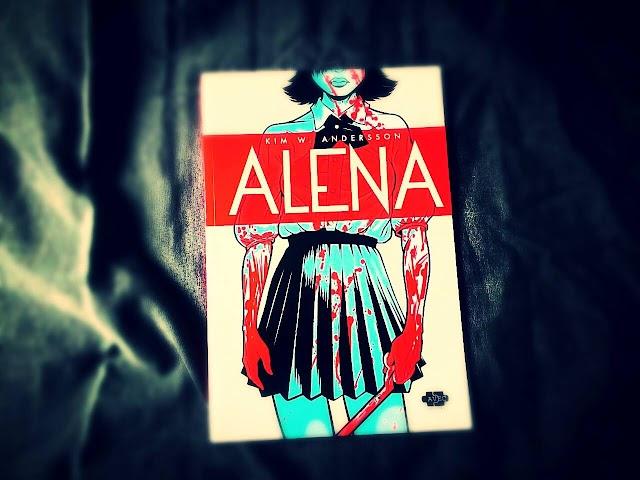 [RESENHA #208] ALENA - KIM W. ANDERSSON