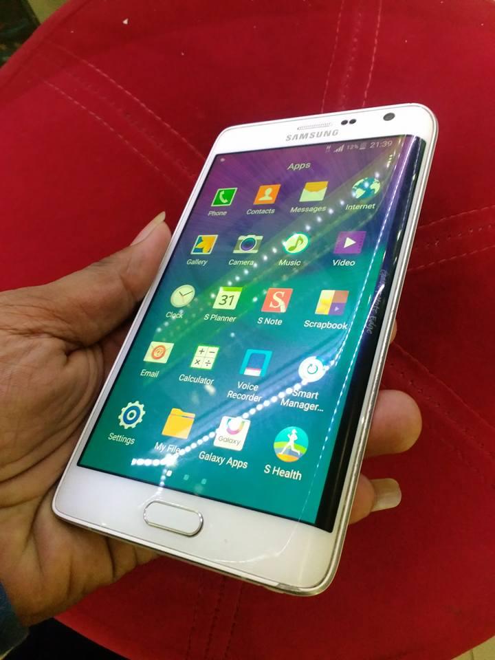 Samsung Galaxy Note Edge Bekas