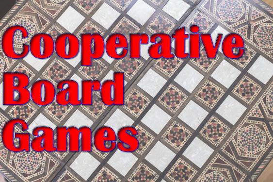 Cooperative Board Game