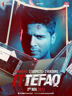 Ittefaq First Look Poster