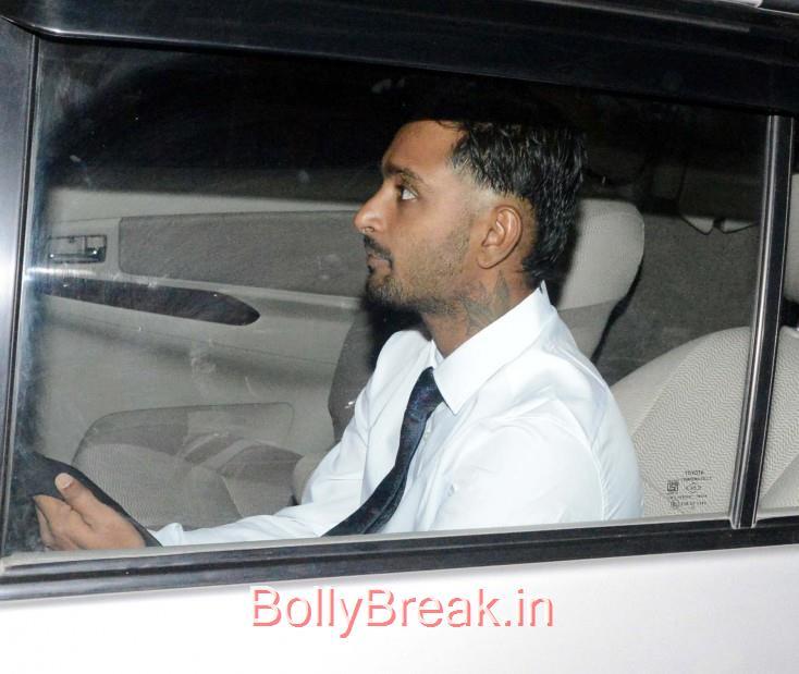 Ambati Raydu, Bollywood Celebrities, Cricketers Attend Suresh Raina's Wedding