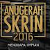 Anugerah Skrin 2016 - Senarai Terkini Pemenang #ASK2016
