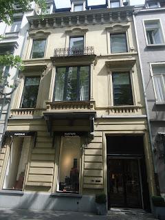 Edouard Vermeulen Natan Brussels Louisa Avenue Belgium