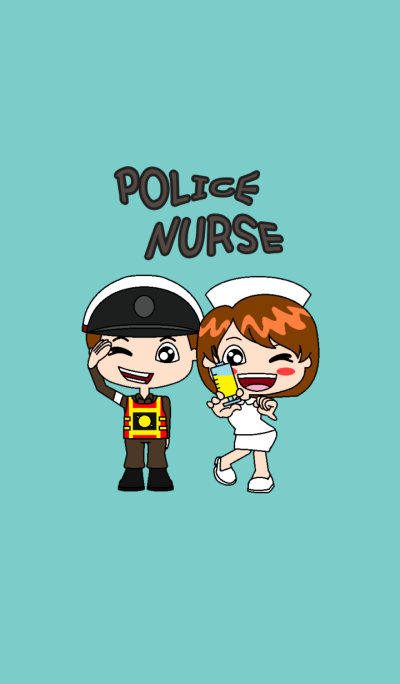 Nurse and Police forever 2